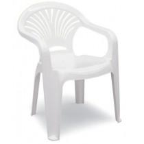 Cadeira Gávea CB Branca - Tramontina