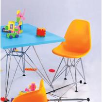 Cadeira Infantil Dar PP - Base Cromada