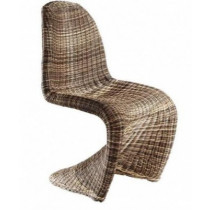 Cadeira Curve Rattan