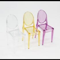 Mini Cadeira Paris Sem Braço