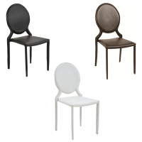 Cadeira Amanda - Medalhão